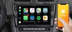 Alpine Headunits for Volkswagen Alpine Style, Vw Crafter, Digital Radio, Volkswagen Polo, Android Auto