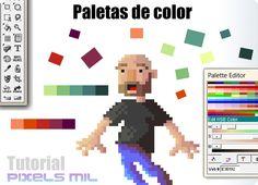 La importancia de las paletas de color (tutorial básico)