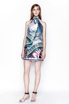 The first Resort Collection from Mary Katrantzou - Resort 2014
