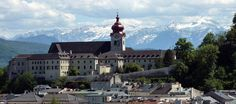 Nonnberg Abbey in Salzburg, Austria ~ This is where Maria presents herself as a candidate for the novitiate. The Places Youll Go, Places Ive Been, Sound Of Music Movie, Salzburg Austria, Filming Locations, End Of The World, Alps, Statue Of Liberty, Travel Inspiration