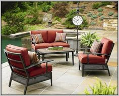 Artwork Of Better Homes And Gardens Patio Cushions
