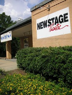 New Stage Theatre in Jackson, Mississippi