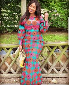 Long African Dresses, Latest African Fashion Dresses, African Lace, African Women, Ankara Dress Styles, Africa Fashion, African Attire, Nice Dresses, Africans