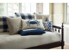 Linen Beach Pillow Collection