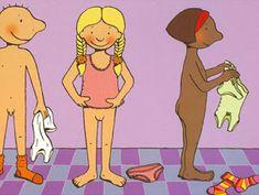 """Welkom in ons kleuterklasje! : Thema: """"Mijn lichaam!"""" (deel 1)"""