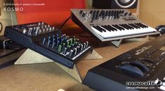 KORG Minilogue tabletop synth stand KOSMO