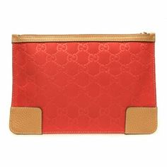 Gucci soho margenta pink patent leather business card case gucci red nylon and leather gg logo medium cosmetic case makeup bag 150415 colourmoves