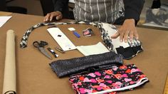 Gentleman Jim Tie Sew Along--Session 1, Video 1: Getting Started