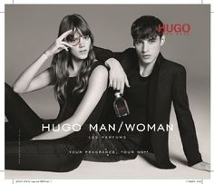 """METZINGEN, Germany, Jan 22 — Like several other brands, Hugo Boss is introducing its spring fragrance, Hugo Woman, which combines traditionally """"masculine"""" notes with those more often associated with the feminine."""