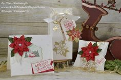 Crafts Bouquet: Stampin'Up Reason for the Season and Cozy Christma...