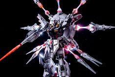 Painted Build: DA MG 1/100 Providence Gundam - Gundam Kits Collection News and Reviews Providence Gundam, Gundam Seed, Facebook Features, Custom Paint Jobs, Gundam Model, Building, Mobile Suit, News, Collection