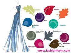 Fall 2014 Fashion Color Trends