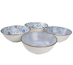 YL Porcelain Soup,Salad,Pasta Serving Bowls, Assorted Floral Patterns, Stackable Deep Bowl Set of 4 * Read more at the image link. (This is an affiliate link) Chicken And Vegetables, Fresh Vegetables, Pho Recipe Easy, Pho Bowl, Soup Bowls, Salt And Pepper Chicken, Serving Bowl Set, Fresh Mint Leaves