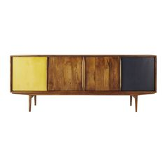 Vintage sideboard from mango wood Janeiro - Best Interior Design Ideas Table Decor Living Room, Desk In Living Room, Living Room Grey, White Sideboard, Vintage Sideboard, Side Board, Upcycled Furniture, Home Furniture, Cheap Furniture