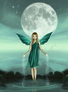 fairy art | Fairy Tale III - MoonDust by ~lynel04 on deviantART