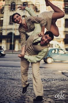 swing dancing (would be a super cute engagment photo if my future hubby was a swing dancer)
