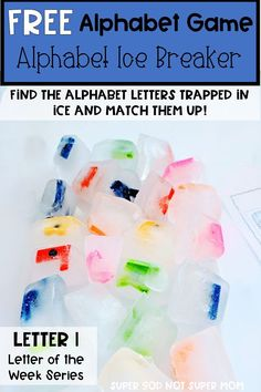 Grab this and more free letter M activities perfect for your preschool or kindergarten student! Practice letter recognition and more! Preschool Writing, Preschool Letters, Preschool At Home, Preschool Science, Preschool Lessons, Letter I Activities, Alphabet Games, Alphabet Worksheets, Letter Of The Week