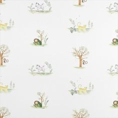 Casadeco Fabric Motif Place Jungle | TM Interiors Limited