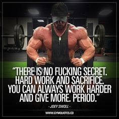 Daily fitness motivation in order to achieve your goals in the gym. Whether you want to build muscle or lose fat, we will help you. Bodybuilding Motivation Quotes, Gym Motivation Quotes, Gym Quote, Fitness Motivation Pictures, Fitness Quotes, Motivation Inspiration, Fitness Inspiration, Fitness Tips, Workout Quotes