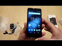 Gigaset GS170 - Unboxing smartfona