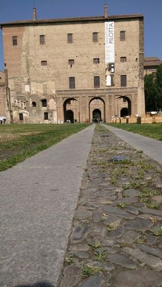 Il Palazzo Della Pilotta