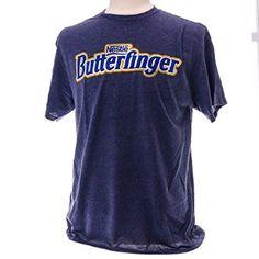 Butterfinger Logo Tee http://shop.crackerbarrel.com/Butterfinger-Logo-Tee/dp/B00QVANRFS
