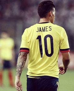 James David Rodríguez