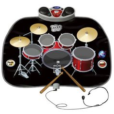 Foldable Electric Music Mat Baby Early Education Music Drum Jazz Drums Carpet for Boy Birthday Gift Interactive Music Toys Birthday Gifts For Boys, Boy Birthday, Karaoke, Acoustic Guitar Kits, Electric Music, Drum Lessons, Best Headphones, Drum Kits, Early Education