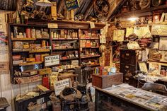 Cool old shop