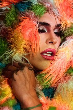 Artistic portrait session #drag #dragqueen #makeup #beauty #purple #genuine #colorful #lgbt #nikon #d850 Queen, Portrait, Lgbt, Nikon, Purple, Artist, Color, Beauty, Role Models