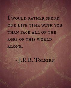 J.R.R. Tolkien, quote