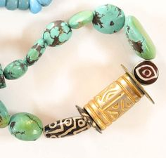 One of a Kind Tribal Inspired Necklace