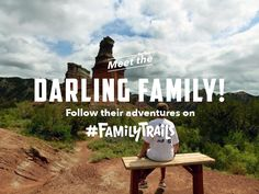 Meet Rebecca Darling - The Darling Family takes Texas in this #FamilyTrails adventure.