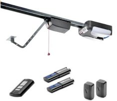 2. SOMMER Direct Drive 1042V001 3/4 HP Garage Door Opener New Homes, Quiet Garage Door Opener, Residential Garage Doors, Best Garage Doors, Building Materials, Building Ideas, Appliance Garage, Donkeys, Outdoor Gadgets