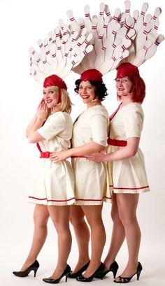 big lebowski bowling girls - Google Search