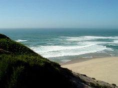 Praia do Bonsucesso e Foz do Arelho - Portugal