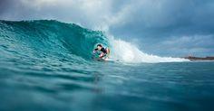 The ten years old surfer Sierra Kerr! #surf #roxy