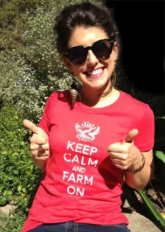 Keep Calm.....and Farm On.......4....♥