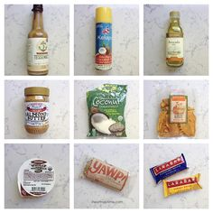 Favorite whole 30 approved products