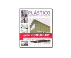 Plástico. Arquitectura y construcción