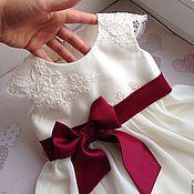 Купить или заказать Византия нарядное платье в интернет магазине на Ярмарке Мастеров. С доставкой по России и СНГ. Срок изготовления: 7-10 дней. Материалы: атлас, подкладка вискоза, сетка,…. Размер: 74-134