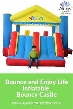 WAS $2,499.99 NOW ONLY $1,799.99 + FREE DHL WORLDWIDE SHIPPING + FREE AIR BLOWER WORTH $500  We all have those memories of when we were at our friend's birthday party and looking to have a good time in the bouncy castles. It was always fun simply bouncing around to your heart's content and enjoying the special fun. Well, now you can have that fun for yourself by looking at this best bouncy castle to buy.   #bouncycastle #usa #canada #uk #eu #europe #emirates #saudiarabia #austalia #dubai… Birthday Gifts For Boys, Birthday Gifts For Girlfriend, Friend Birthday Gifts, Boyfriend Birthday, Gifts For Kids, Bouncy Castle, Family Birthdays, Kids Toys, Things That Bounce