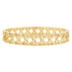 e7a2173cd0f My Dior - Bracelet in 18K yellow gold. Discover more on www.dior.