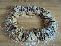 Nutelle & Cheese Danish... have to make this