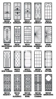 Top 55 Beautiful Grill Design Ideas For Windows - Engineering Discoveries Home Window Grill Design, Modern Window Design, Window Grill Design Modern, House Window Design, Grill Door Design, House Gate Design, Door Grill, Steel Grill Design, Iron Window Grill