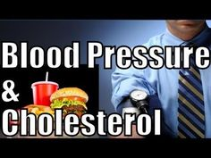 WOW...just WOW !!!   The TRUTH about Blood Pressure and Cholesterol.
