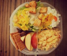 Healthy Lunches!!