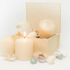 wedding candles, 3x3 Pillar Candle, wedding pillar candles, ivory pillar candle, 3x3 wedding candle, wedding centerpeice