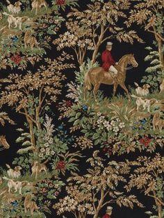 Ainsworth - Onyx, Ralph Lauren Fabric.