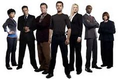 Fringe TV Show Cast